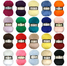 MARRINER YARNS DOUBLE KNIT BUMPER PACK | 20 x 100g BALLS OF ASSORTED DOUBLE KNIT