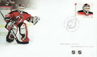 CANADA #2872 GREAT CANADIAN NHL GOALIES -  MARTIN BRODEUR FIRST DAY COVER