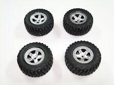 NEW TRAXXAS SLASH 1/10 2WD Wheels & Tires Kumho/Silver RL20K
