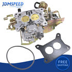 New Two 2-barrel Carburetor Carb 2100 For Ford 400 351 302 Cu Jeep Engine 2150