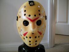 Jason Voorhees Aged Effrayant Masque Hockey Halloween Masque Vendredi 13th