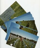 10 Photo's - Dated 2010 Cemetery Ft Logan, Colorado - Military Man RONEY Family