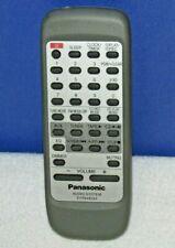 PANASONIC AUDIO REMOTE CONTROL EUR648260