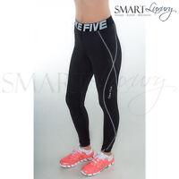 Womens Compression Sports Skin Tights Running Gym Yoga Baselayer Pants XS-4XL
