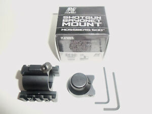 NEW Mossberg 500 Shotgun Picatinny Rail 12 Gauge Light Mounts Hunting Survival