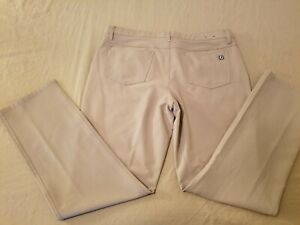 Mens FootJoy FJ Golf Pants 38x32 Khaki Slack Trouser