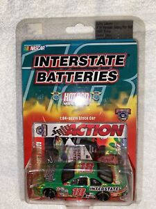 1998 Bobby Labonte Interstate Battery HOT ROD MAGAZINE 1/64 Diecast Pontiac