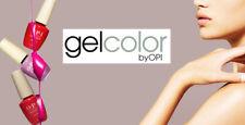 O.P.I Gel Polish OPI Gel Color Soak Off UV LED 15 ml 0.5 oz NEW COLLECTION
