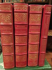 Franklin Library: Shakespeare: 4 Volumes: Comedies, Histories: Poems: Tragedies