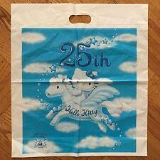 3 HELLO KITTY Bags: 25th Anniversary, Keroppi Pochacco Monkichi, My Melody Flat