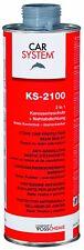 1 Liter CS KS-2100 Grau Steinschlagschutz + Nahtabdichtung Autolack Lackpoint