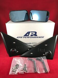 APR Performance Carbon Fiber Formula GT3 Mirrors Pair Acura Integra 94-01 DC2