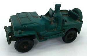 Vintage US Army Toy Jeep