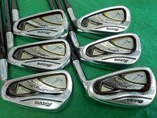 Golf Iron Set  Mizuno Jpx 800Xd 2010 6 Pieces 5-9.P Mi-100 Flex R Men