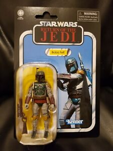Star Wars: the Vintage Collection Boba Fett VC186 2021 JEDI NEW NM+ sealed