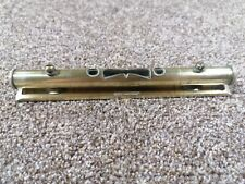 "Antique E. Preston 6"" Brass Level"
