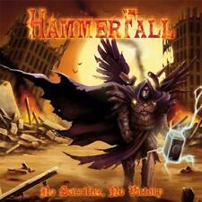 HammerFall - No Sacrifice, No Victory (NEW CD)
