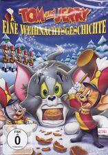 Weihnachten mit Tom und Jerry + DVD + Eine Weihnachtsgeschichte + Filmspaß +