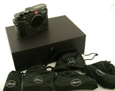 LEICA M Typ 240 black paint 50 years Master of Leica NEU brand new 50 produced