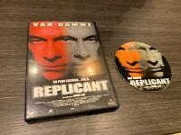 Replicant DVD Van Damme