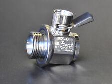 EZ Oil Drain Valve EZ-204 Cat 3116 3208 3126B 3126E C6 C7 C9 3/4-16UNF thread