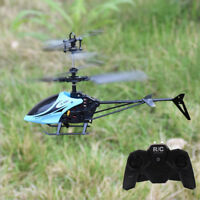 RC Helicopter Mini RC Drone With Gyro Crash Resistant RC Toys For Boy Kids GifWG