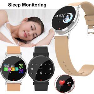 Bluetooth Smart Watch Sleep Heart Rate Monitor Fitness Tracker for Boys Girls
