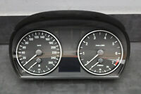 BMW 3er Tacho 316i 318i 320i 323i Kombiinstrument E90 E92 KM/H 9141479