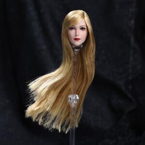 1/6 SUPER DUCK Fairy Elf Head Sculpt fit 12'' PALE TBLeague Phicen Female Figure