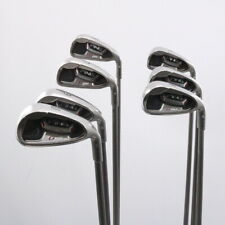 Ping G20 Iron Set 5-W,U Silver Dot Graphite TFC 169 I Regular Flex 66197A