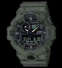Casio G-Shock * GA700UC-3A Utility Color Olive Green Watch COD PayPal
