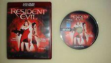 1 HD-DVD  Resident Evil   FSK 16