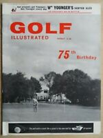 Banstead Downs Golf Club Surrey: Golf Illustrated Magazine 1965