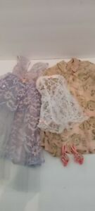 Vintage Madame Alexander Cissy Doll Lace Outfit Lot