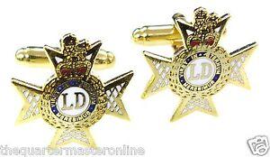 Light Dragoons Cufflinks