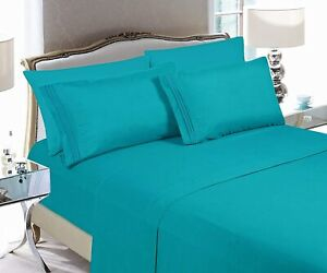 Elegant Comfort 3-Piece 1500 Thread Count Egyptian Quality Sheet Set TWIN / XL