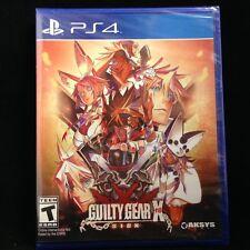 Guilty Gear Xrd: Sign  (Sony PlayStation 4, 2014) / BRAND NEW / Region Free