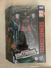Transformers Earthrise War for Cybertron Deluxe Bluestreak - Walgreens Exclusive