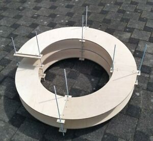 Gleiswendel H0 N Z TT ver. Gleise 1 - 6 Windungen NEU eingleisig zweigleisig CNC