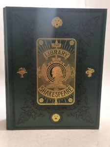 THE ILLUSTRATED LIBRARY SHAKESPEARE HARDBACK 0755459059 #127