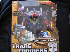 TRANSFORMERS OPTIMUS PRIME AUTOBOTS HASBRO 2009 NEW IN BOX