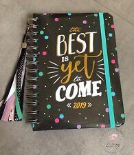 Kalender 2019 Jahreskalender Terminplaner Tasche Notiz Ringbuch Dots Neu
