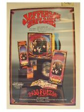 Jefferson Airplane Poster 2400 Fulton Old The Starship