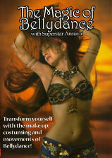 The Magic of Belly Dance with Ansuya - Belly Dancing DVD Video