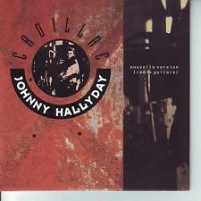 Cd 2 tracks johnny hallyday *** cadillac (remix) ** bo vietnam viet nº 219