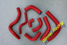 SILICONE RADIATOR COOLANT HOSE KIT FOR DUCATI 998 S 2002 2003 2004