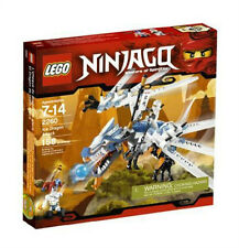 Lego 2260 Ninjago Ice Dragon Attack MISB Zane DX Krazi