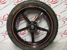 KTM LC8 990 SM SMT ABS delantero rueda llanta de magnesio 2013 Brembo & Neumático BK429