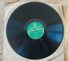 Ma cabane au Canada, Et Mimi..., Tony Murena Disque Odéon 78 tours Gramophone