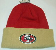 San Francisco 49ers Cuffed Knit NFL Hat by Reebok  - OSFA - New